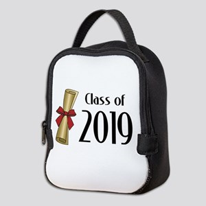 Class of 2019 Diploma Neoprene Lunch Bag