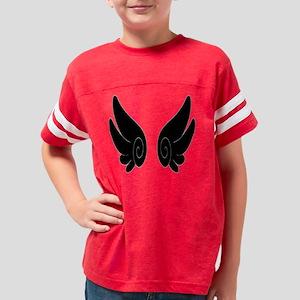 10x10_blackwings Youth Football Shirt