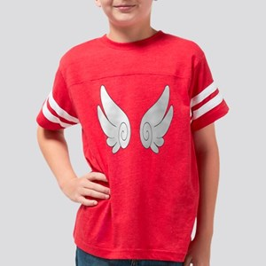 3-Wmn_plusscoop_front Youth Football Shirt