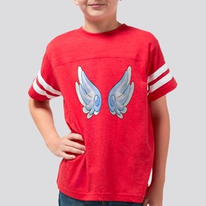 Wmn_plusscoop_front_blue Youth Football Shirt