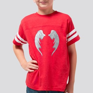 Wmn_plusscoop_front_white Youth Football Shirt