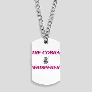 The Cobra Whisperer Dog Tags