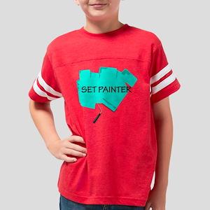 42955300TA Youth Football Shirt