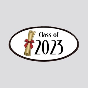 Class of 2023 Diploma Patches