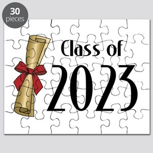Class of 2023 Diploma Puzzle