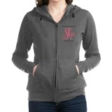 Nevertheless she persisted Zip Hoodie