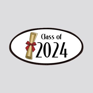 Class of 2024 Diploma Patches