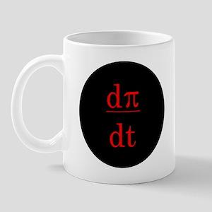 dPi/dt Pirates Mug