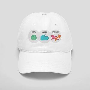 Rock Paper Scissor Cap