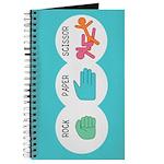 Rock Paper Scissor Journal
