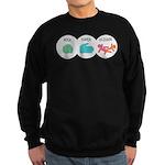 Rock Paper Scissor Sweatshirt (dark)