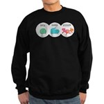 Rock Paper Scissor Sweatshirt (dark)