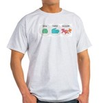 Rock Paper Scissor Light T-Shirt