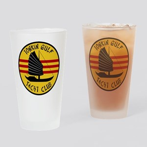 Tonkin Gulf Yacht Club Drinking Glass