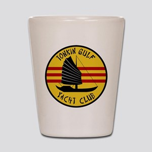 Tonkin Gulf Yacht Club Shot Glass