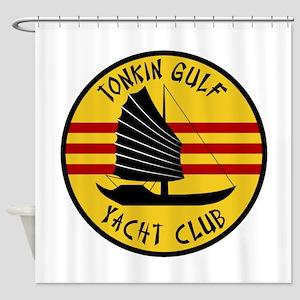 Tonkin Gulf Yacht Club Shower Curtain