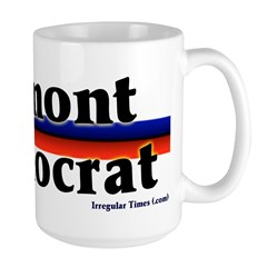 Vermont Democrat Coffee Mug