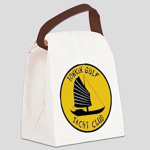Tonkin Gulf Yacht Club Canvas Lunch Bag