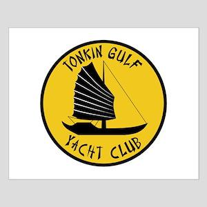 Tonkin Gulf Yacht Club Small Poster