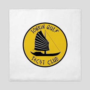 Tonkin Gulf Yacht Club Queen Duvet