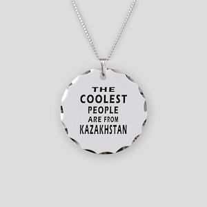 The Coolest Kazakhstan Designs Necklace Circle Cha
