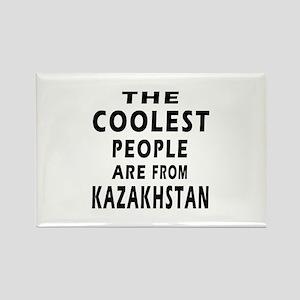 The Coolest Kazakhstan Designs Rectangle Magnet