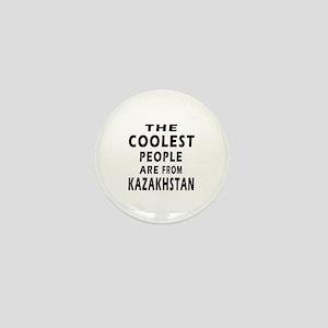 The Coolest Kazakhstan Designs Mini Button
