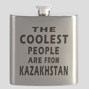 The Coolest Kazakhstan Designs Flask