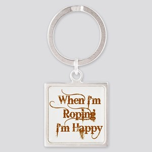 Roping Keychains
