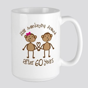 Funny 60th Anniversary Gift Mugs