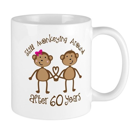 Funny 60th Anniversary Gift Mugs  sc 1 st  CafePress & Funny 60th Wedding Anniversary Gifts - CafePress