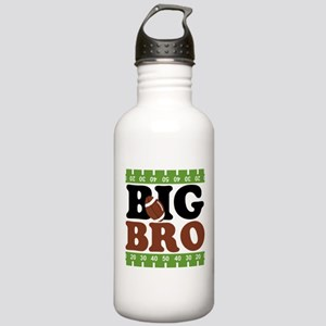 Football Big Brother Stainless Water Bottle 1.0L