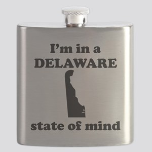 Im In A Delaware State Of Mind Flask