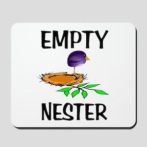EMPTY NESTER Mousepad