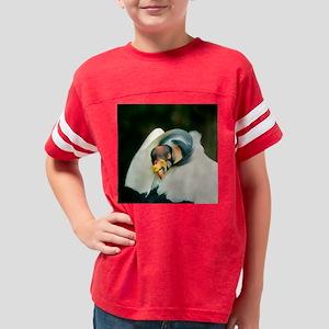 king vulture (c)drk Youth Football Shirt