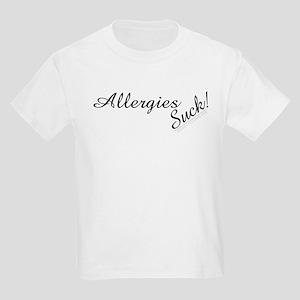Allergies Suck! Kids T-Shirt