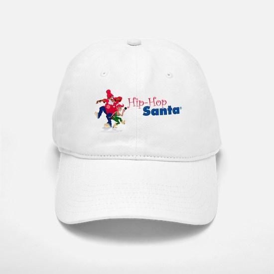 DJ Hip-Hop Santa Claus Baseball Baseball Cap