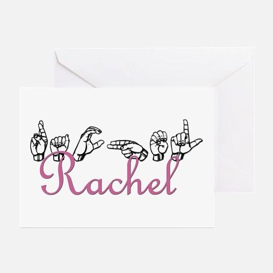 Rachel Greeting Cards (Pk of 10)