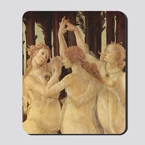 Primavera by Botticelli Mousepad