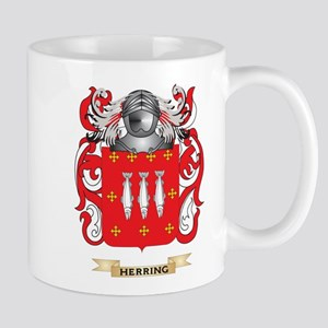 Herring Coat of Arms (Family Crest) Mug