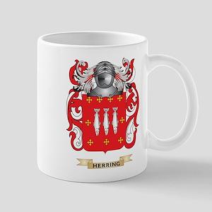 Herring Coat of Arms (Family Crest) Mug