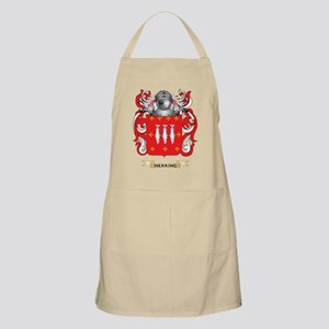 Herring Coat of Arms (Family Crest) Apron