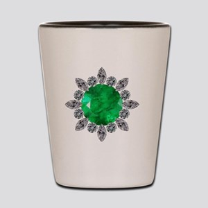 brooch-3-emerald-8-15-2013 Shot Glass