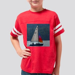 Petes toy SQ Youth Football Shirt