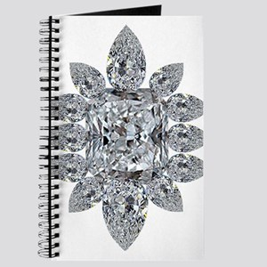 Ascher Diamond Brooch Journal