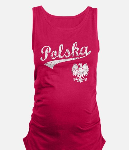 polishbasestyle.png Maternity Tank Top