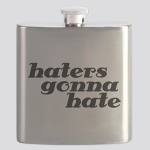 haters gonna hate dark Flask