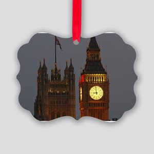 Stunning! BIG Ben London Pro Phot Picture Ornament