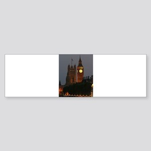 Stunning! BIG Ben London Pro Phot Sticker (Bumper)