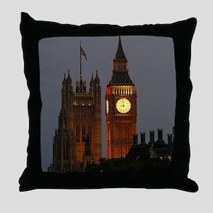 Stunning! BIG Ben London Pro Photo Throw Pillow